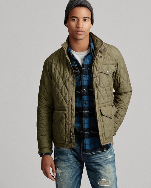 47087f278885 Polo Ralph Lauren Quilted Jacket 1