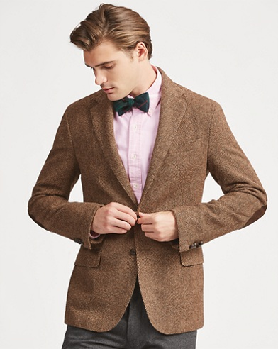 Morgan Wool Twill Sport Coat