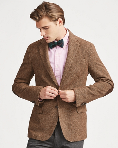 Morgan Wool Twill Sport Coat