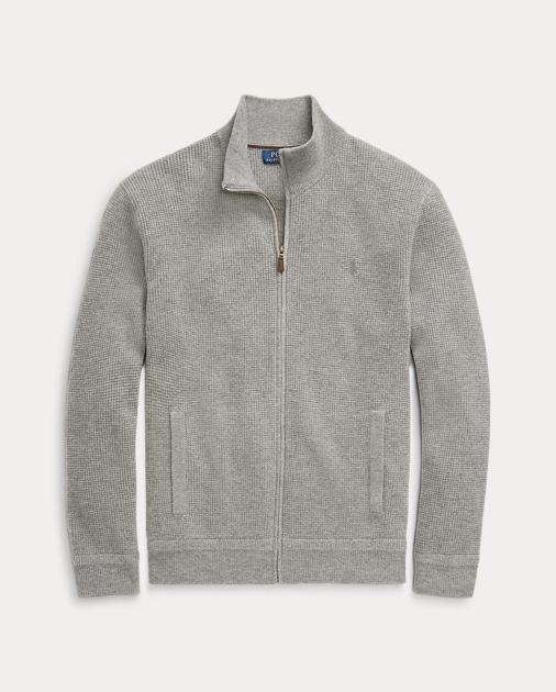 07a78b2667b2b8 Polo Ralph Lauren Merino Wool Full-Zip Sweater 2