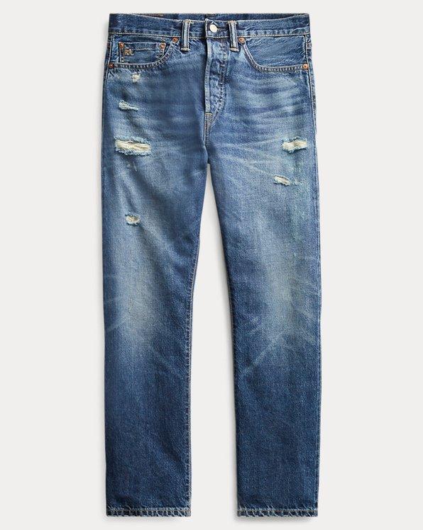 Gerade Boy-Fit Jeans