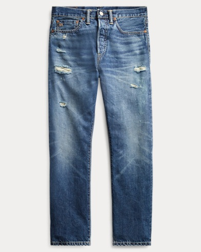 Boy Fit Straight Jean