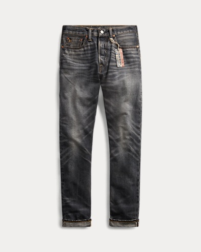 Vintage Straight Fit Jean