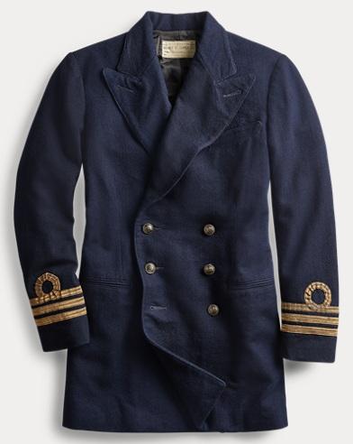 Cotton-Wool Admiral Jacket