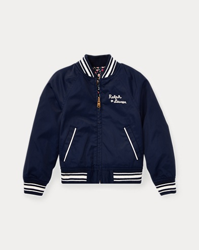 Reversible Baseball Jacket