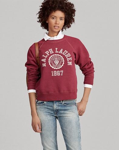 Collegiate Fleece Pullover