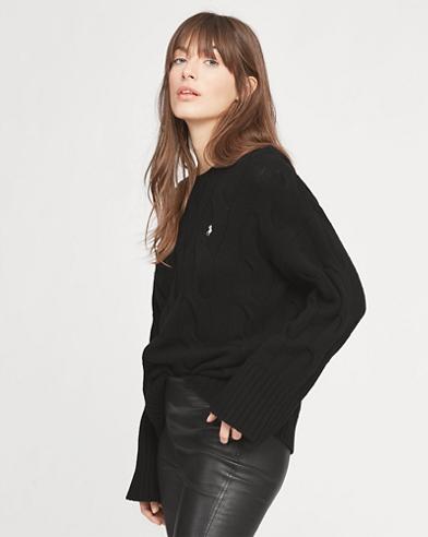 Dolman Wool Sweater
