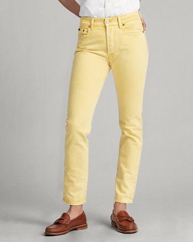 Callen High Rise Slim Jean