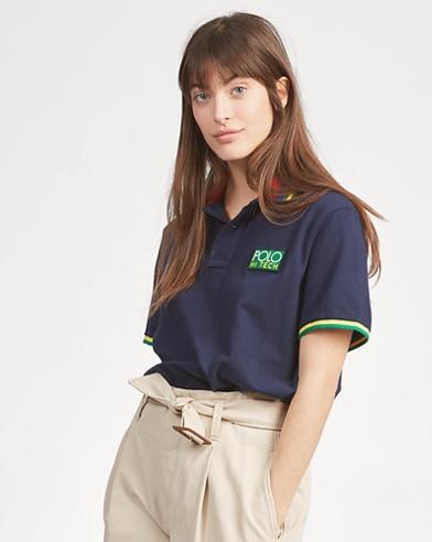 Hi Tech Cotton Polo Shirt
