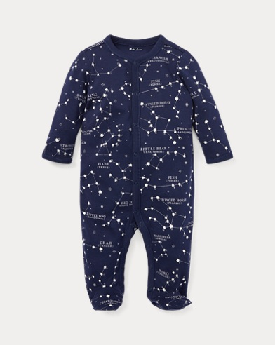 Constellation Cotton Coverall