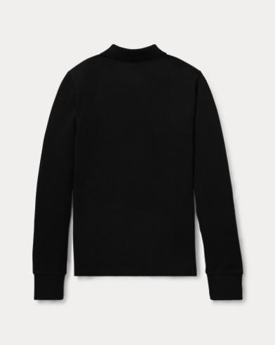 18a272b8080 Cotton Mesh Polo Shirt. Boys ...