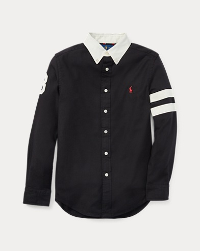 Chemise Oxford Performance