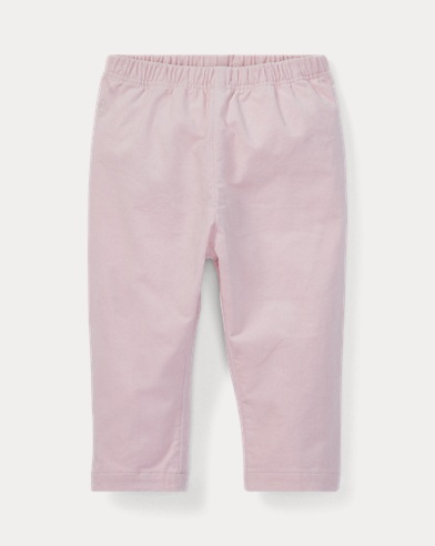 Stretch Corduroy Pull-On Pant