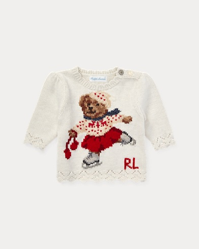 Holiday Bear Jumper