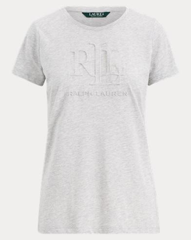 Embossed-Logo T-Shirt