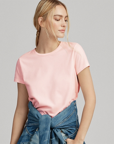 Pink Pony Cotton T-Shirt