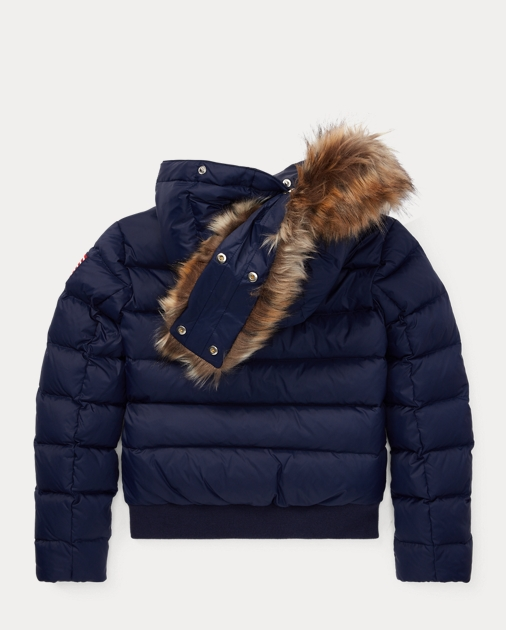 facad8b18209 produt-image-1.0. KIDS GIRLS 7-14 YEARS Jackets   Coats Faux-Fur-Trim Down  Coat