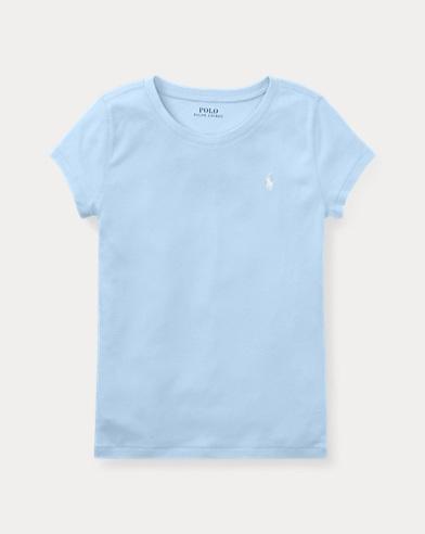 Cotton-Modal Crewneck T-Shirt