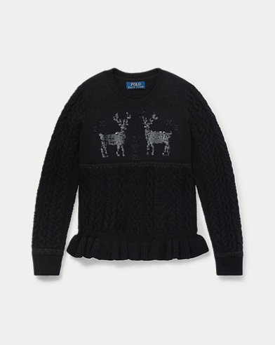 Jersey con renos