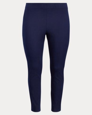 Skinny-Fit Hose aus Stretchtwill