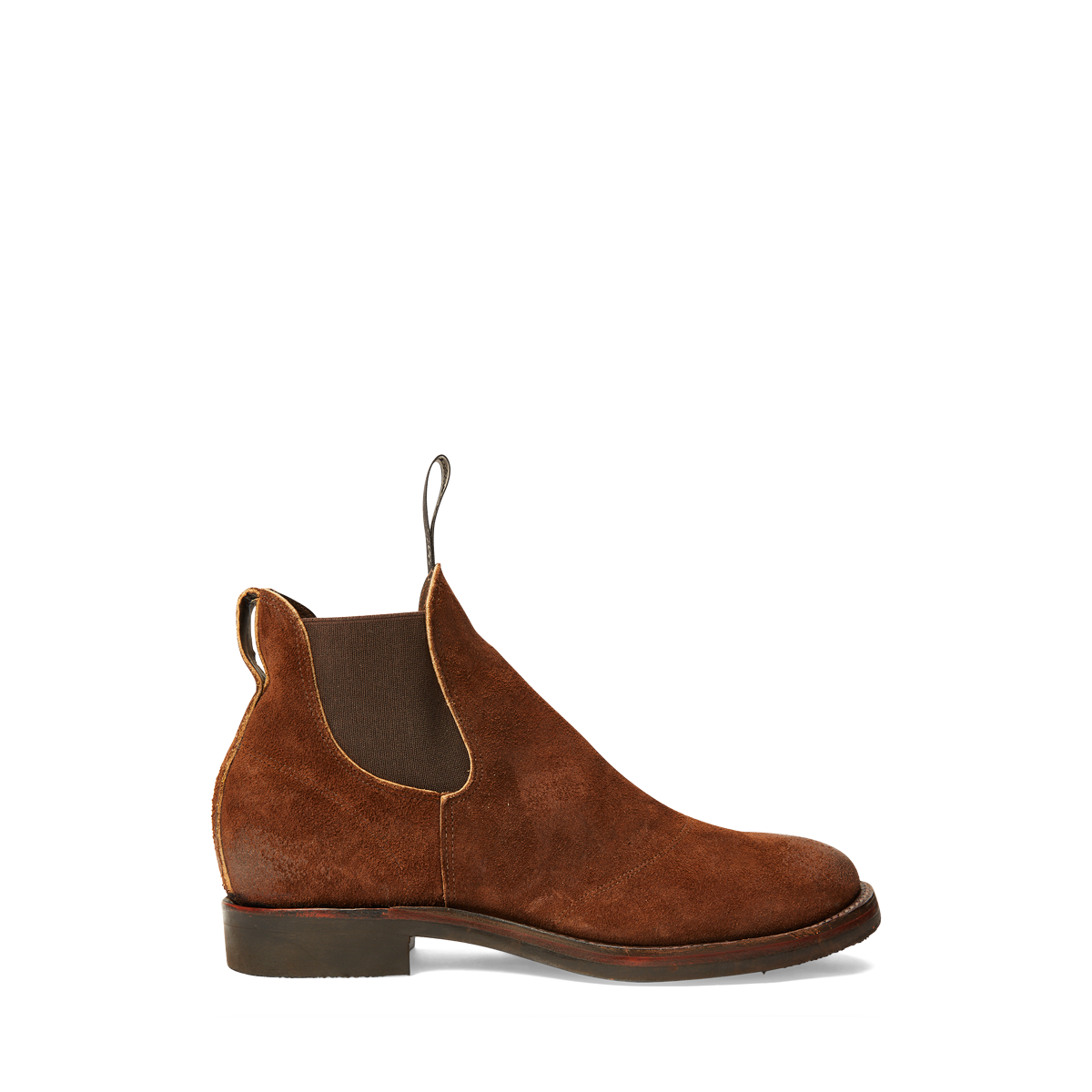 6ce3f095d76 Suede Chelsea Boot