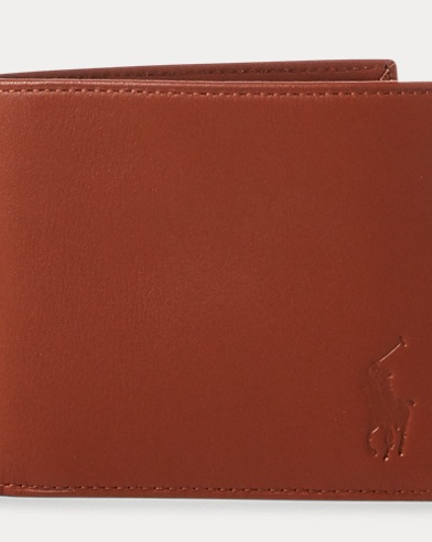 Polo Tiger Pennant Billfold