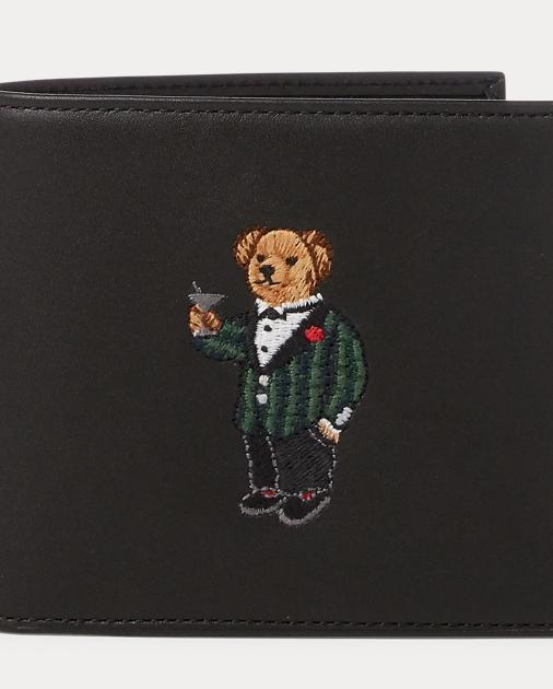 Polo Wallet Bear Billfold Bear Wallet Billfold Bear Polo Polo Billfold Wallet sQrBCthxdo
