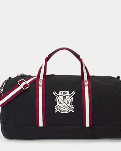 Cotton Canvas Duffel