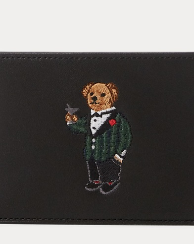 Polo Bear Card Case
