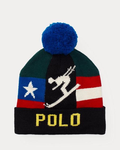 682bde58ec04c Polo Ralph Lauren Downhill Skier Hat 1