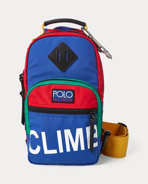 4abe633a85a4 Polo Ralph Lauren Hi Tech Sling Crossbody Bag 1