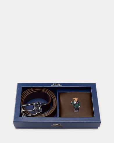 Polo Bear Gift Set