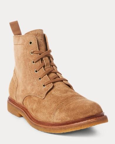 Kieran Suede Boot