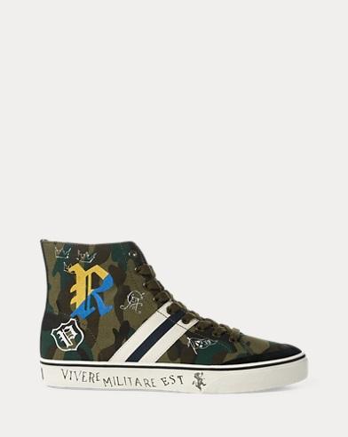 Solomon Camo Sneaker