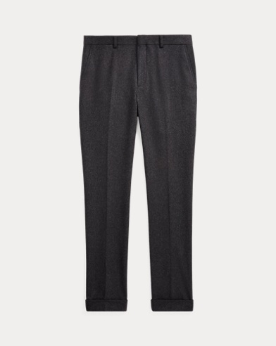 Polo Wool Flannel Trouser