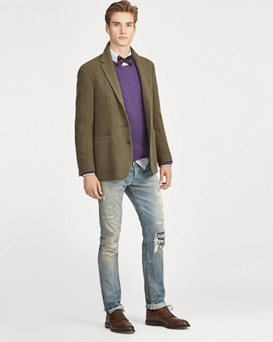 Morgan Herringbone Sport Coat