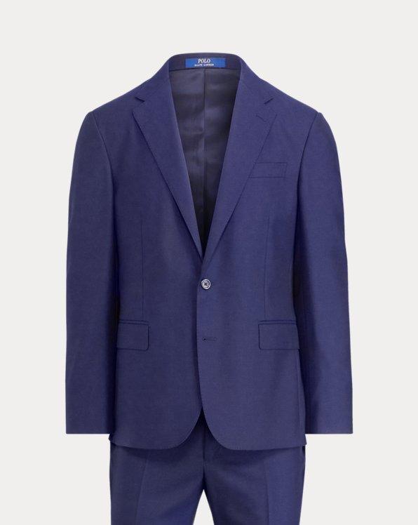 Polo-Anzug aus Wolltwill