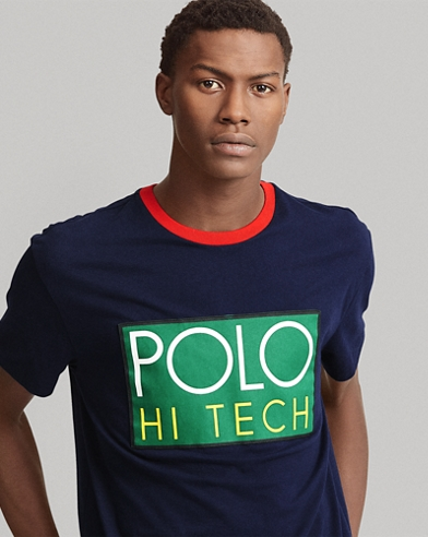 Hi Tech Classic Fit T-Shirt