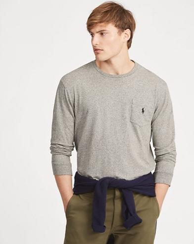 T-shirt à poche classique