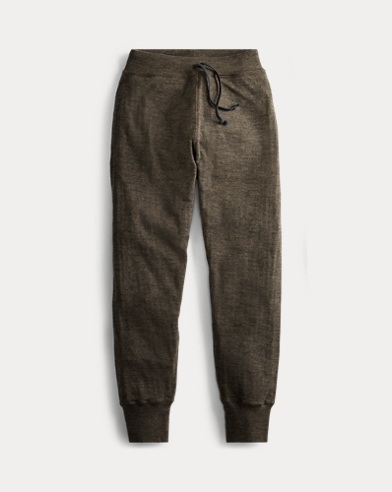 Cotton-Wool Sweatpant