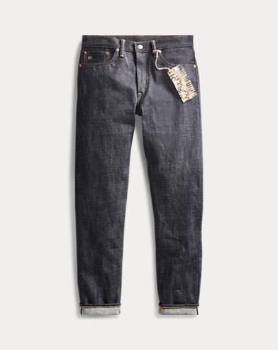Slim Narrow Selvedge Jean