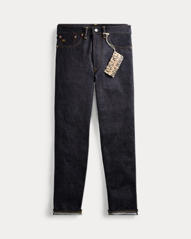 Limited-Edition Straight Jean