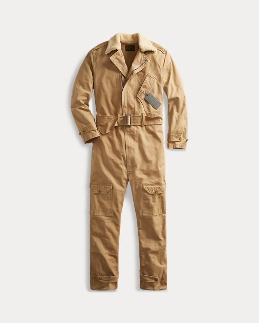 e3abe575654 RRL Limited-Edition Flight Suit 1
