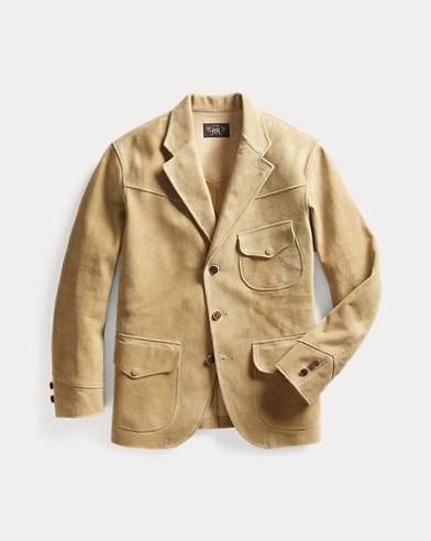Sheepskin Sport Coat