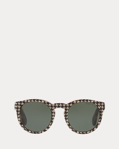 Houndstooth Panthos Sunglasses