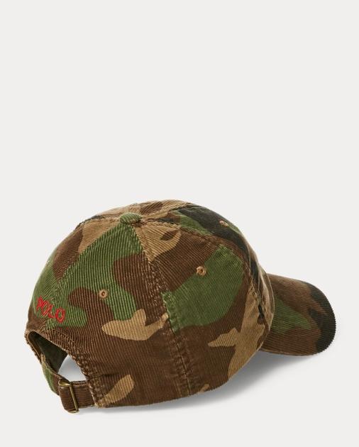 produt-image-1.0. MEN ACCESSORIES Caps   Hats Camo Corduroy Baseball Cap c0b2a43edcd7