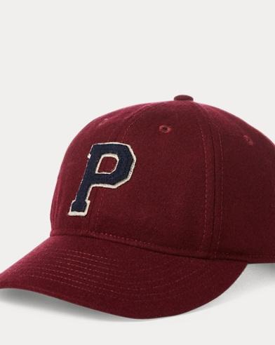 Collegiate Wool-Blend Cap