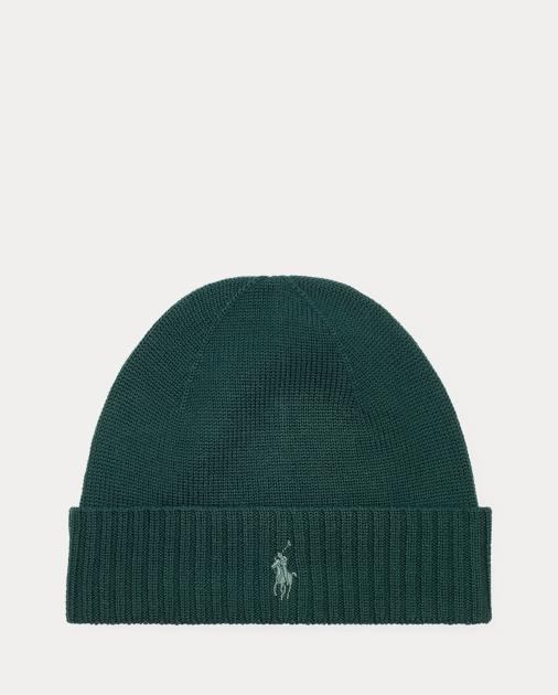 c802ca5d4cb Polo Ralph Lauren Wool Pony Hat 1