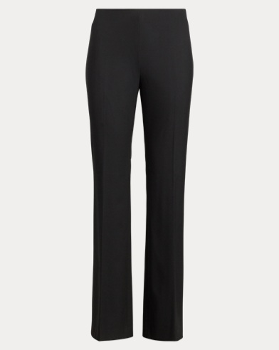 Stretch Straight Pant