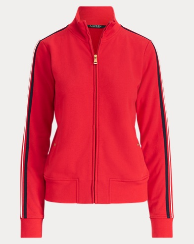 French Terry Track Jacket